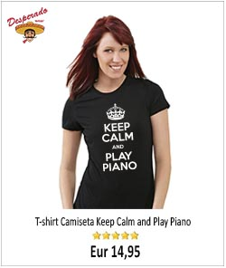 Keep calm and piano